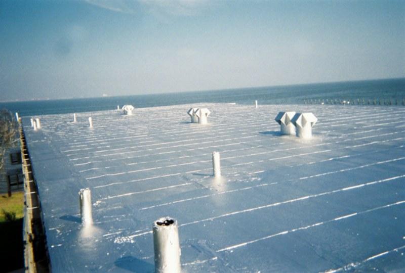 ctp çatı izolasyon